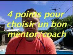 4 points pour choisir un bon mentor:coach