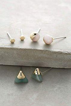 futurist earrings se  futurist earrings set