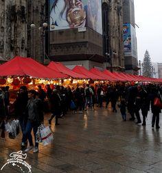 Natal em Milão: Feiras e Mercados
