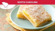 Luscious Lemon Squares - Most popular Betty Crocker recipe in South Carolina in 2016