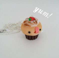 Check out this item in my Etsy shop https://www.etsy.com/uk/listing/592488437/polymer-clay-cupcake-charm-necklace-or
