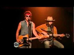 Sexy & I Know It by Jimmy Fallon + Bruce Springsteen.  Definitely my favorite version of the song!