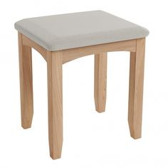 A seat for any occasion, this contemporary stool has been designed for the purpose of being used with a modern dressing table, however, feel free to use this stool as an extra seating furniture piece in your lounge or dining area. Contemporary Lounge, Contemporary Bedroom Furniture, Modern Bedroom, Furniture Design, Modern Interior Design, Luxury Interior, Modern Stools, Luxury Decor, Extra Seating