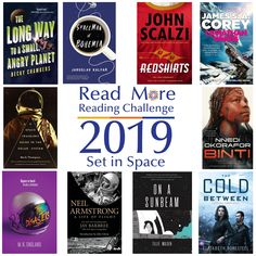 Read More Reading Challenge: A Book Set in Space Leviathan Wakes, Mark Thompson, Scott Kelly, Higher Learning, Better Day, Reading Challenge, Stargazing, Read More
