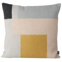 Modern Intentions - Modern furniture online., Modern furniture for the modern world., Kelim Squares Pillow