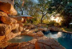 Chobe Game Lodge - Chobe Accommodaion   Rhino Africa