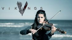 Vikings Soundtrack (If I Had A Heart) Hardanger Violin Cover