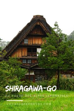 Visit guide to discover the traditional village of Shiragawa-go in the heart of the Japanese Alps Source by voyagerenphotos Travel And Tourism, Asia Travel, Japan Travel, Japan Trip, Japan Village, Village Tours, Takayama, Kanazawa, Destinations