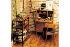 FIX(フィックス) ダイニングチェア ブラウン脚 PUレザー ダークブラウン   ≪unico≫オンラインショップ:家具/インテリア/ソファ/ラグ等の販売。