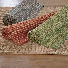 Jute/Wool Loop Rug | The Company Store