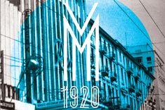 Metropolis 1920 Free Font από τον Josip Kelava. Τους Ελληνικούς χαρακτήρες σχεδίασε ο γραφίστας Παναγιώτης Χατζηγεωργίου