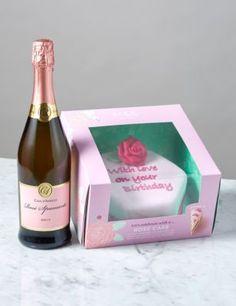 Pink Birthday Gift Box | M&S