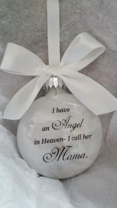 Father Memorial Ornament- In Memory of DAD at Christmas- Angel in Heaven, I call him Dad- Loss of Parent Gift- Sympathy Memory Bauble Daddy - Weihnachten Christmas Angels, Christmas Crafts, Christmas Bulbs, Christmas Ideas, Christmas 2019, In Memory Christmas Ornaments, Christmas Garlands, Holly Christmas, Christmas Things