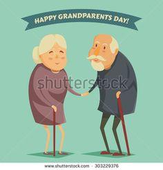 할아버지 스톡 일러스트레이션 및 만화 | Shutterstock