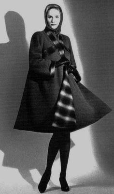 Pauline Trigere 1960's