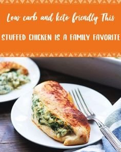 Low Carb And Keto Friendly! This Spinach Stuffed Chicken Is A Family Favorite An… Herb Recipes, Dog Recipes, Chicken Recipes, Healthy Recipes, Easy Recipes, Chocolate Cake Recipe Easy, Chocolate Chip Recipes, Cake Recipes From Scratch, Cake Mix Recipes