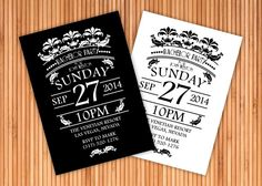 Bachelor Party Invitations personalized just for you!