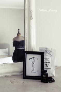 White living: favorite fragrance
