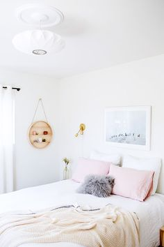 *best of: designlovefest | a bedroom makeover / sfgirlbybay