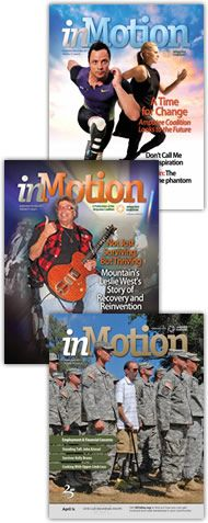 inMotion - Publications - Limb Loss Resource Center - Amputee Coalition