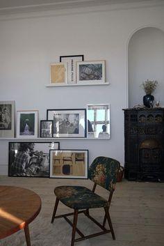 Home of Stylist Nathalie Schwer #DesignCPH Picture by Vosgesparis