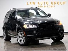 This 2013 BMW X5 xDrive35d is listed on Carsforsale.com for $21,775 in Bensenville, IL. This vehicle includes Y SPOKE (STYLE 214) 20,RUNNING BOARDS,PREMIUM PKG,SPORT ACTIVITY PKG,DARK BURL WALNUT WOOD TRIM,BLACK SAPPHIRE METALLIC,SAND BEIGE NEVADA LEATHER SEAT TRIM,Anti-theft AM/FM stereo CD/MP3 player audio system w/Radio Data System (RDS) -inc: high-fidelity 10-speaker sound system w/2 subwoofers under the front seats digital 7-channel amplifier w/205 watts of power...