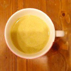 カレーのスパイシーな感じが美味しいスープに仕上がりました❤︎ - 11件のもぐもぐ - ひよこ豆のカレーポタージュ by moka7