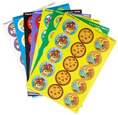 Stinky Sticker Colorful Favorites Var... $6.63 #bestseller
