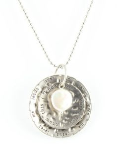You could win this necklace!