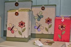 Stitch Galore: Handmade mobile phone / gadget covers