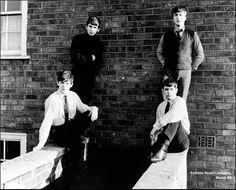 Beatles Liverpool 1963. Oh my, as children...  #Consequences of Sound   #British Invasion