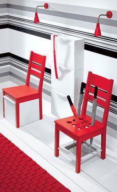 #Upcycling mit Stühlen: Einen Stuhl kann man in einen Schirmständer oder Schuhputzkasten umbauen. Wir zeigen, wie es geht. #Bauanleitung #heimwerken