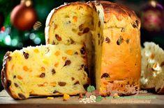 классический рецепт итальянской пасхи Панеттоне