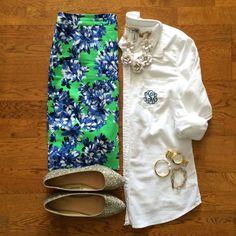 White Coat Wardrobe: The Weekly Wardrobe: April 26