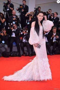 """Zhang Yan- Avant-première du film """"Everest"""" lors de l'ouverture du 72e festival du film de Venise (la Mostra) le 2 septembre 2015"""