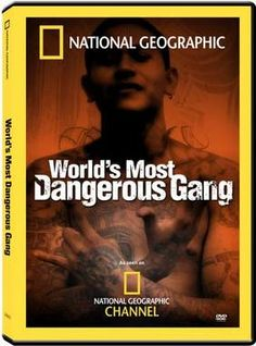 Mara Salvatrucha - El Salvador -Pesquisa Google  This is a picture of a National Geographic movie case about the world's most dangerous gang- which is in El Salvador