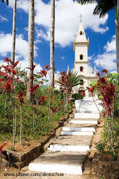 Igreja Nossa Senhora de Lourdes, Guaramiranga, CEARÁ - BRASIL