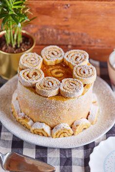 Cakes And More, Vanilla Cake, Fondant, Cheesecake, Food And Drink, Xmas, Baking, Sweet, Recipes