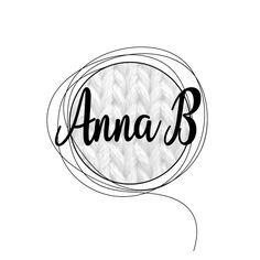 Logo Anna Brebahana  Voor Anne B(rebahana) mocht ik een nieuw logo maken. Anne Brebahana is het eigen merk label van Ans Jacobs. Binnenkort zal zij aan haar FB-pagina en Instagram account allerlei creaties gaan toevoegen.  Wist je dat BreBaHaNa staat voor Breien, Borduren, Haken en Naaien?  Succes Ans Jacobs met Anna Brebahana