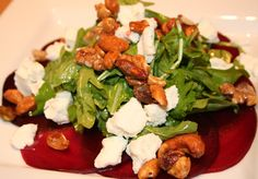We're following the Beets on this one. Try our Beet & Goat Cheese Salad for only $6 through Thursday, November 20, 2014! Caprese Salad, Cobb Salad, Beet Goat Cheese Salad, Restaurant Specials, Beets, Thursday, November, Food, November Born