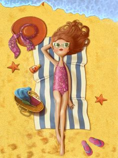 3b37307f02029a3654db404abdf89f04--beach-illustration-girl-illustrations.jpg