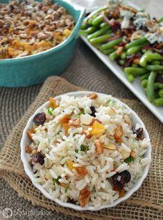 Cocina – Recetas y Consejos Rice Recipes, Veggie Recipes, Mexican Food Recipes, Salad Recipes, Healthy Recipes, Ethnic Recipes, Couscous, Easy Cooking, Cooking Recipes