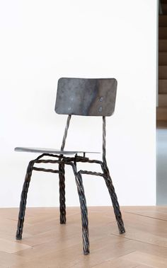 Twisted Chair | by Ward Wijnant