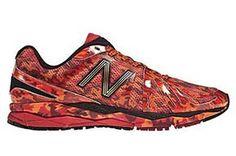 M890 Revlite Orange Sneaker #newbalance #bullett