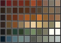 Deck Wood Stain Colors Below Are Just A Few Of The Stain