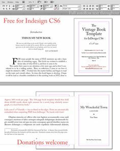 The grid system indesign template 11x17 design for Workbook template indesign