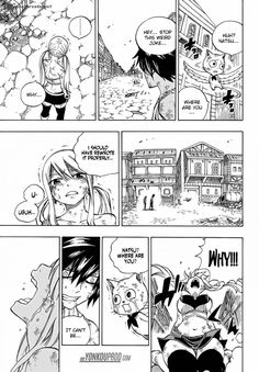 Fairy Tail 538 - Page 19