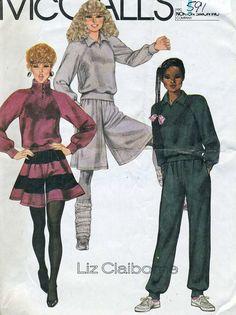 Vintage Liz Claiborne McCalls 8167 UNCUT Misses by RomasMaison