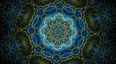 FREE Downloadable High Definition Fractal Kaleidoscope Videos