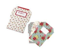 Cath Kidston Fold and Mail Stationery(Cards):9781849491365